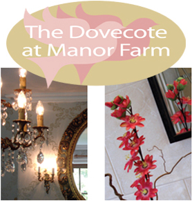 The Dovecote at Manor Farm